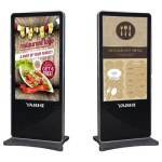 "TOTEM YASHI 42"" YT42001 MULTITOUCH ANDROID 4.0 8MS MM FULL HD 1020X1980 2C1.5GHZ 1GBDD3 WIFI"