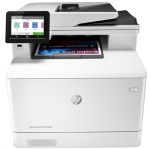 STAMPANTE HP MFC LASERJET COLOR PRO M479FNW W1A78A WHITE A4 27PPM 512MB ADF LAN-USB-WIFI LCD 600DPI 4IN1 EPRINT 1Y