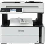 STAMPANTE EPSON MFC INK ECOTANK MONO ET-M3170 C11CH92402 A4 4IN1 39PPM F/R 250FG ADF LCD USB WIFI LAN