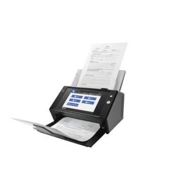 SCANNER FUJITSU N7100 A4 25PPM/50IPM RISOLUZIONE 600DPI ADF 50FF DUPLEX USB LAN PA03706-B001 DOCUMENTALE