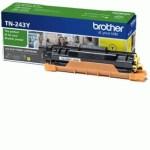 TONER BROTHER TN243Y GIALLO 1.000PG X HL-L3230CDW/HL-L3270CDW/DCP-L3550CDW MFC-L3730CDN/MFC-L3750CDW/MFC-L3770CDW