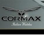 OROLOGIO BIMBO CORMAX CX-MN103 QUADRANTE BIANCO CON CAGNOLINO E STELLE - CINTURINO IN PLASTICA BIANCO