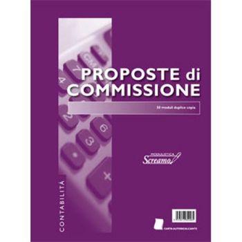 BLOCCO PROPOSTE COMMISSIONE 50/50 FG