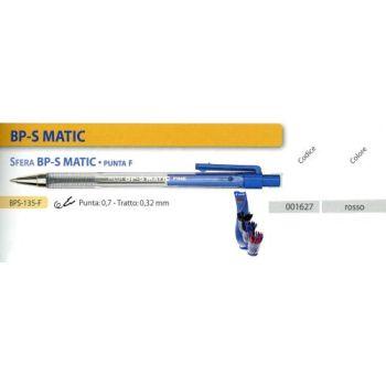 PILOT SFERA BPS MATIC FINE ROSSO  12