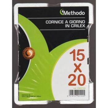 CORNICE A GIORNO 15X20  CRILEX