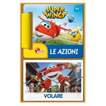 SUPER WINGS LIBROGIOCO - LE AZIONI       N.I. IVA ART.74/C