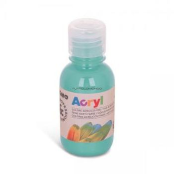 TEMPERA ACRILICA 125 ML ACQUA MARINA