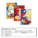QUADERNO MAXI DRAGON BALL 100GR 72PG -Q-