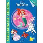 SIRENETTE STACCATTACCA&COLORA            NON IMP. IVA ART.74/C