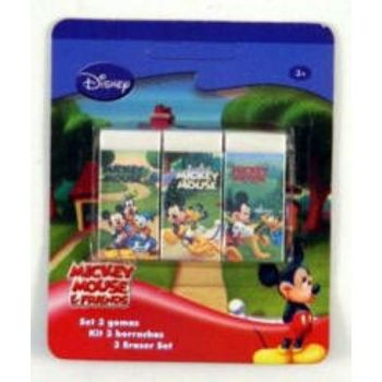GOMME PER CANC. PZ.3 MICKEY