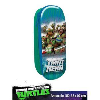 ASTUCCIO 3D 23X10CM TURTLES