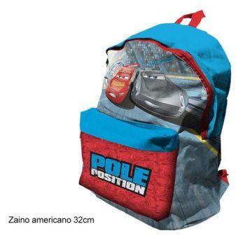 ZAINO AMERICANO CM.32X9X23 CARS