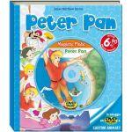 MAGICHE FIABE + DVD3 - PETER PAN         NON IMP. ART.74   20X23