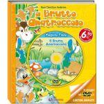 MAGICHE FIABE + DVD3 -BRUTTO ANATROCCOLO NON IMP. ART.74   20X23