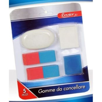SET 5 GOMME ASSORTITE