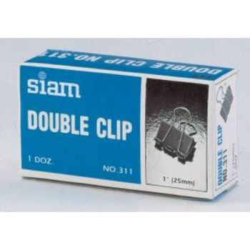 DOUBLE CLIPS 41mm.  C.12