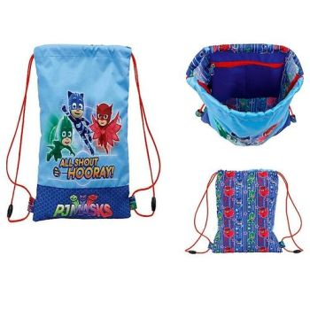 PJ MASKS JUNIOR GYM BAG 26X34CM