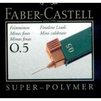 FAB.CASTELLMINA SUPER POLYMER 05mm 12=2H
