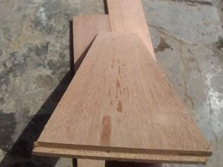 harga lantai kayu keruing