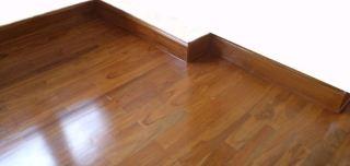 harga lantai Plint kayu