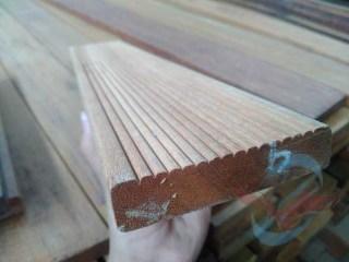 lantai kayu outdoor Decking bengkirai