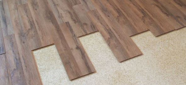 laminated kayu