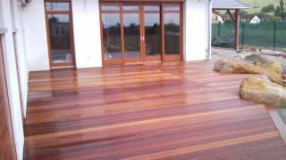jual lantai kayu di banjarmasin
