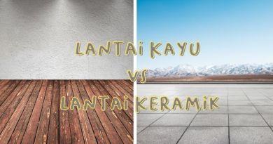 lantai kayu vs lantai keramik
