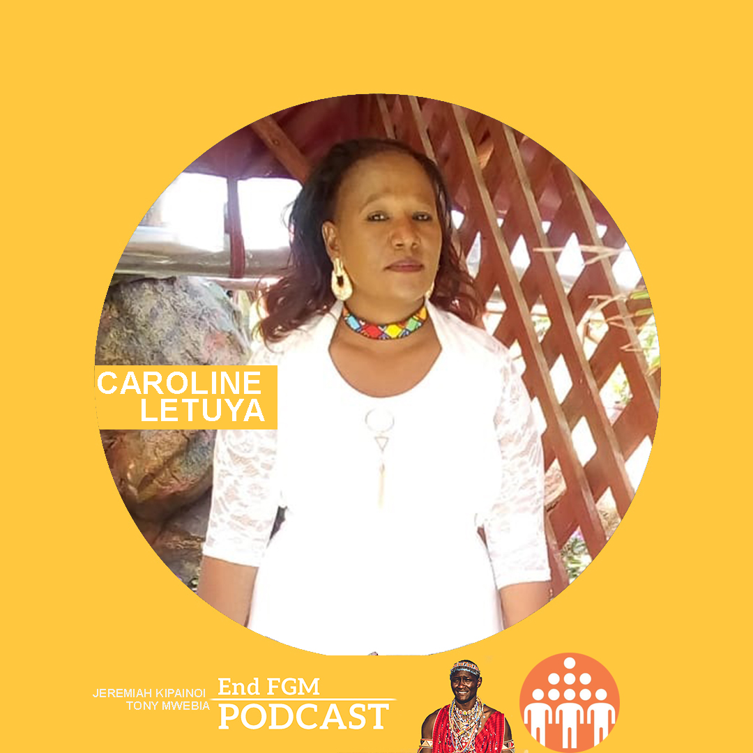 E20 Her school depended on her in Athletics but FGM removed her from the racecourse, with Caroline Letuya