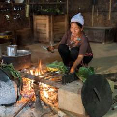 Kitchen Chief Vintage Table And Chairs Nagaland Tribal Tour - Kipepeo