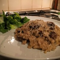 Recipe - Perfect Mushroom Risotto with the Tefal Cook4Me