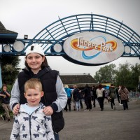 Thorpe Park - Perfect for PreSchoolers!