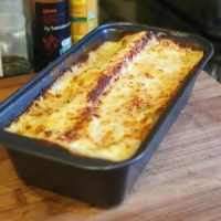 Recipe - Quorn Fish Finger Lasagne