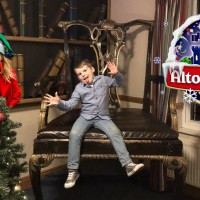 Video Blog #46 - Alton Towers - Santa's Sleepover