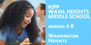 KIPP WASHINGTON HEIGHTS