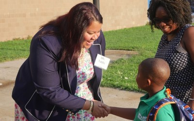 Choice and Opportunity: Chelsey Tubbs, KIPP AMP Elementary