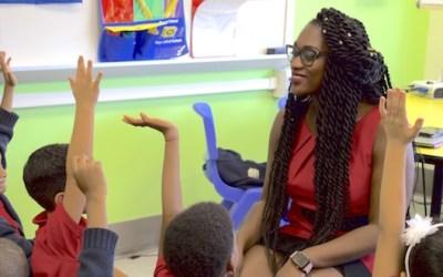 Joy and Rigor: Building Blocks to Excellence – Adwoa Nyantakyi
