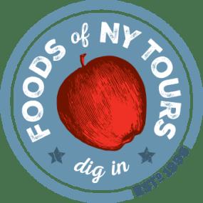 Food of New York Tours_Raffle Logo