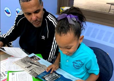 KIPP NYC reads