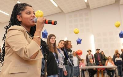 Chéla: A Drum Major for STEM Equity