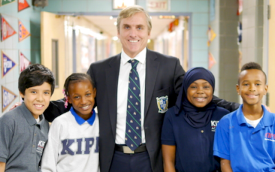 Frank: Thoughts and Reflections from a KIPP NYC Founder
