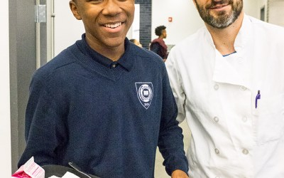 A Fresh Take on School Lunch at KIPP NYC College Prep
