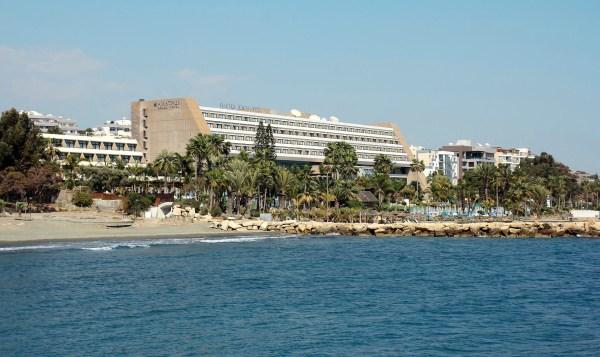Limassol Hotels: Four Seasons 5*, Amathus 5 ...