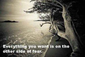 Conqueroring Fear