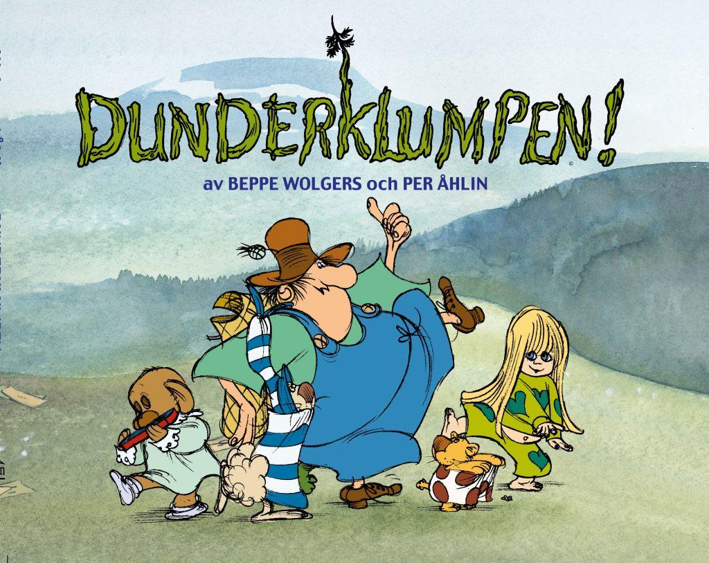 dunderklumpen beppe wolgers barnböcker