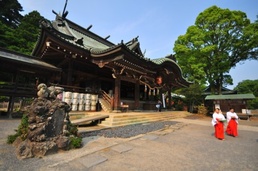 One day trip to Mount Tsukuba