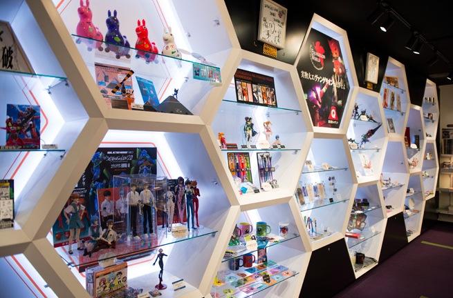Harajuku Evangelion Store