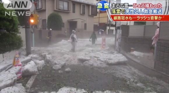 guerrilla hailstorm