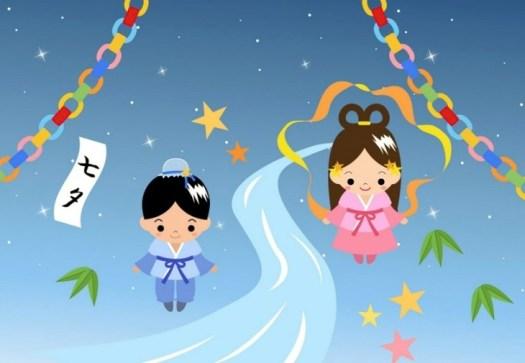 Tanabata, night of stars and wishes