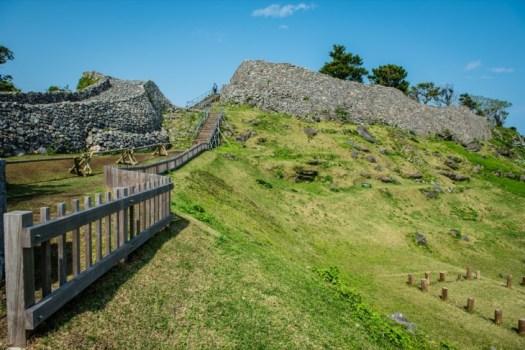 Nakijin castle